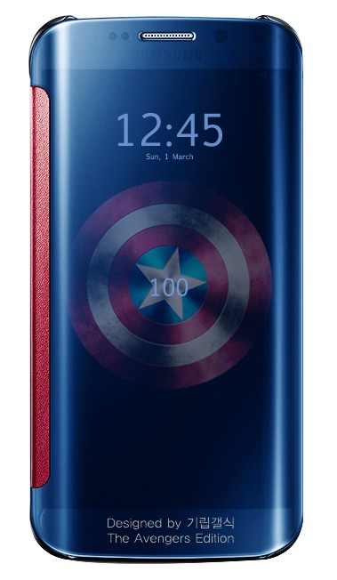 Galaxy S6 Avengers 11
