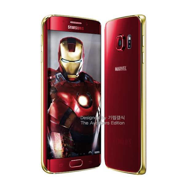 Galaxy S6 Avengers 6