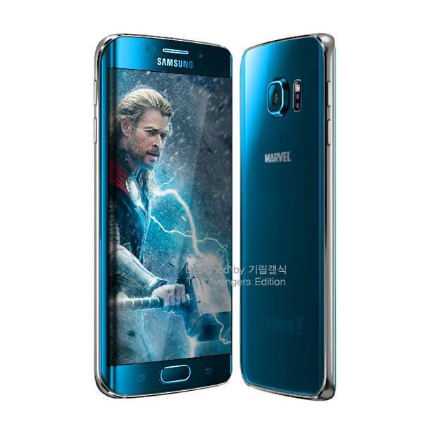 Galaxy S6 Avengers 8