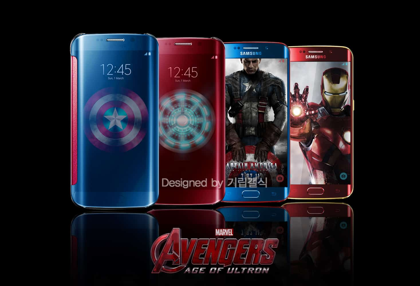 Galaxy S6 Avengers 9