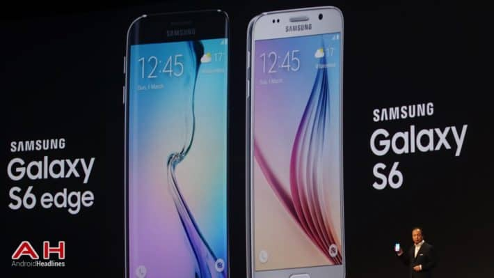 Update: Canadian Availability of the Samsung Galaxy S6 And Galaxy S6 Edge