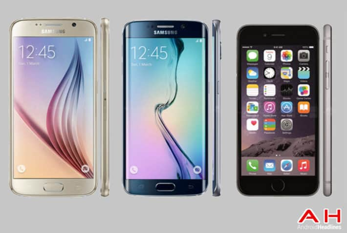 AH Tech Talk: Things a Samsung Galaxy S6/S6 Edge Can Do That An iPhone 6 Cannot