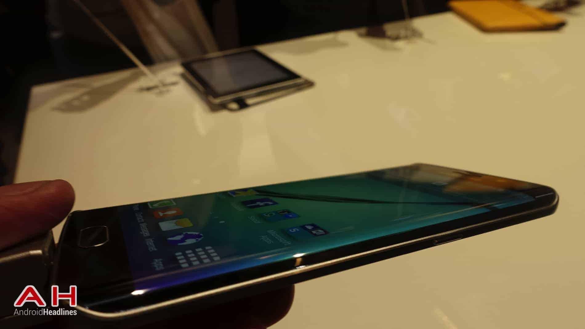 Galaxy S6 S6 Edge Hands On AH 18