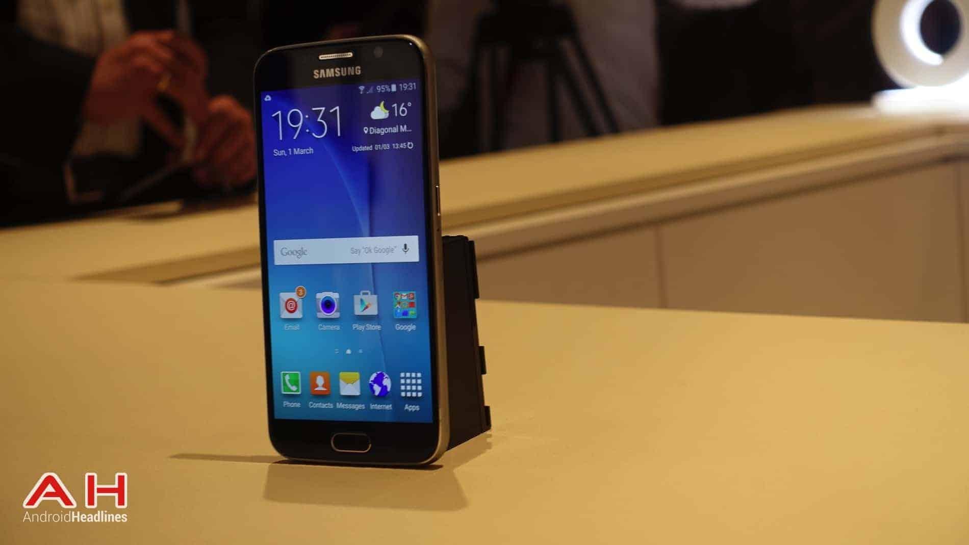 Galaxy S6 S6 Edge Hands On AH 8