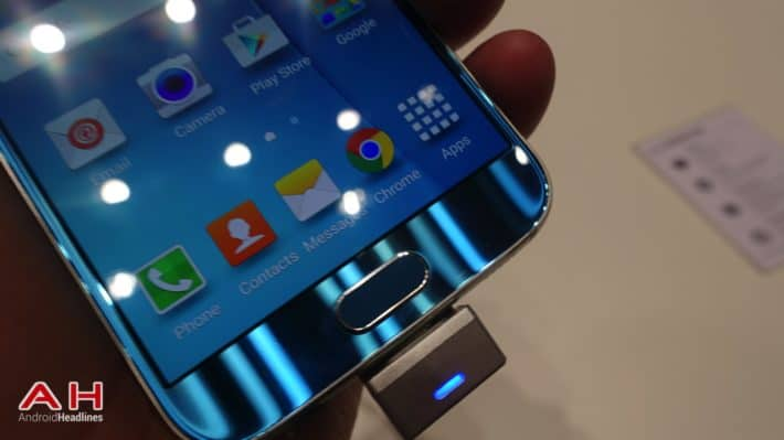 Samsung's Galaxy S6 and Galaxy S6 Edge Come With 22 Premium Apps Including Audible, Pocket and Shazam