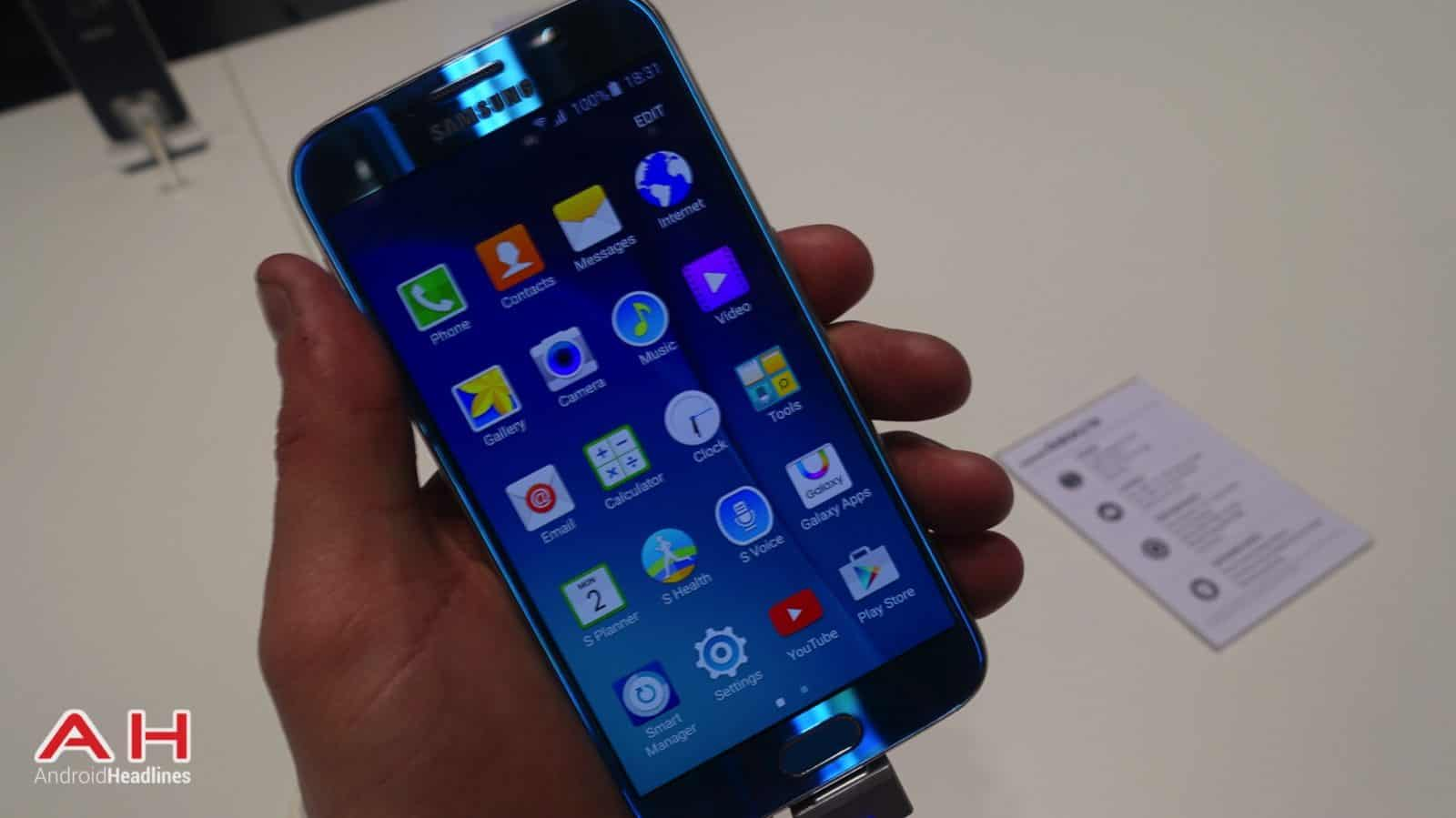 It Seems The Removal Of Apps On The Samsung Galaxy S6 And S6 Edge Is Not  Quite True