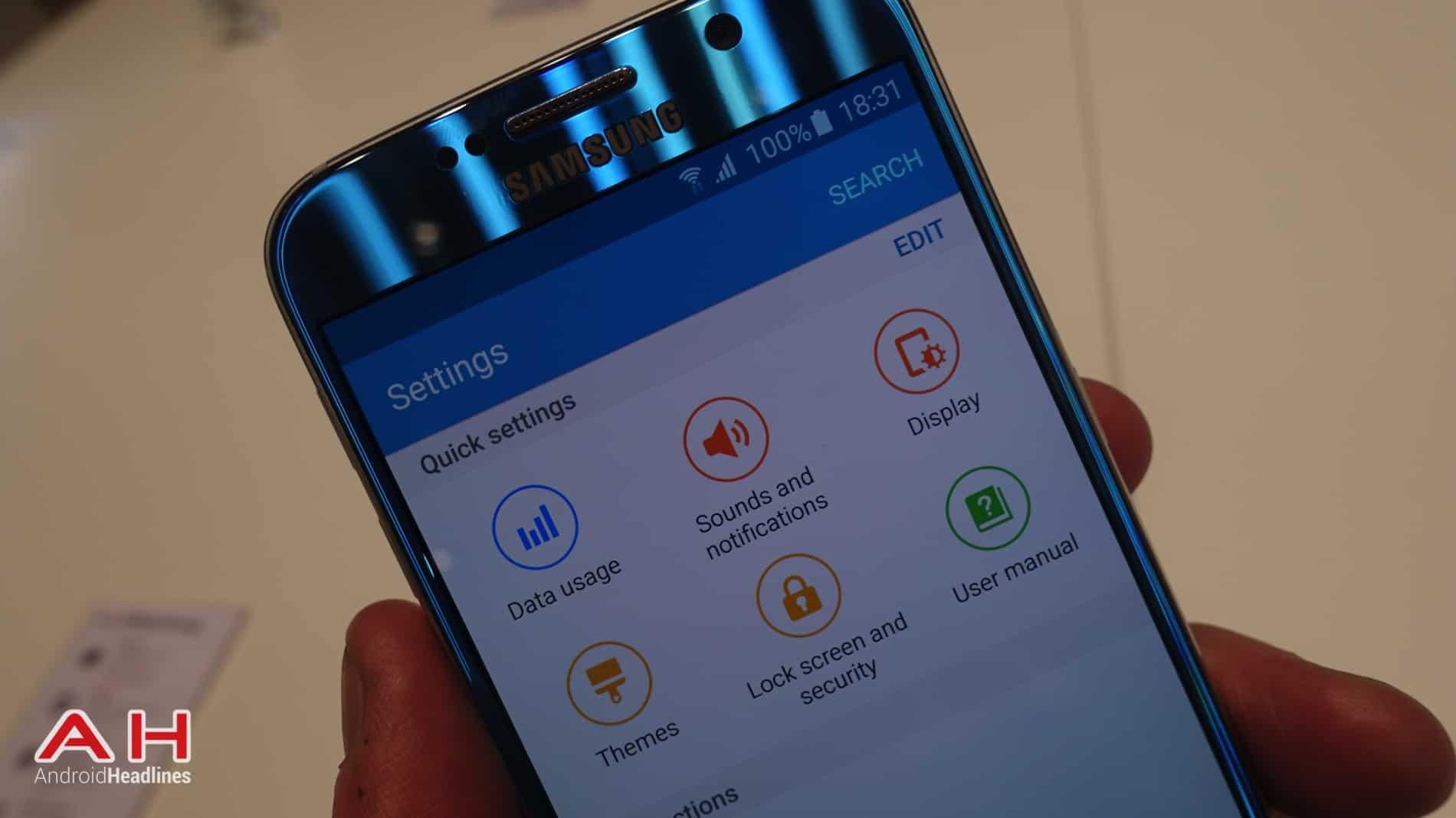 Galaxy S6 TouchWiz AH 08