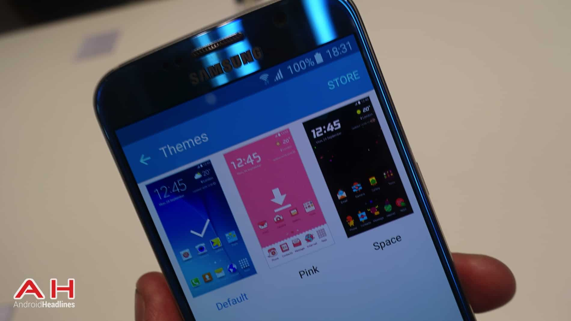 Galaxy S6 TouchWiz AH 09