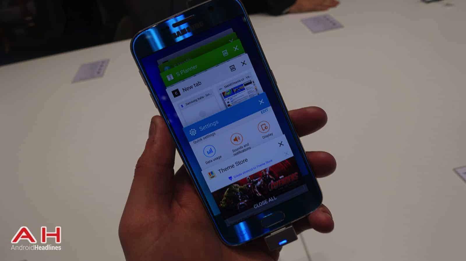 Galaxy S6 TouchWiz AH 12