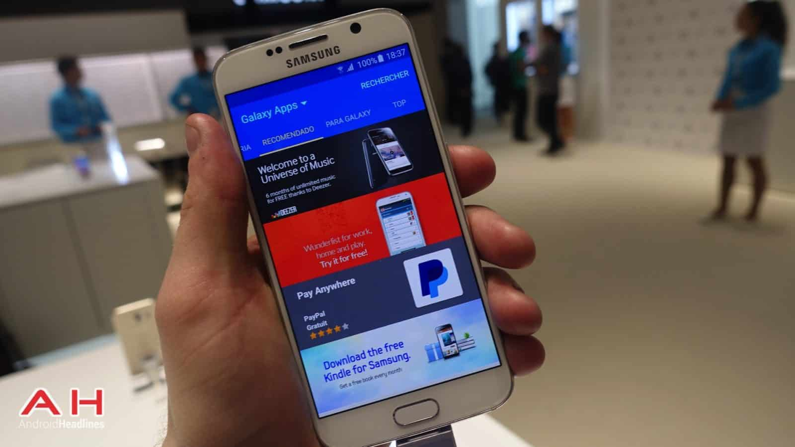 Galaxy S6 TouchWiz AH 16