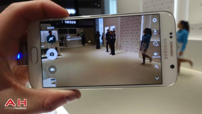 Samsung Showcase Galaxy S6 Camera Features