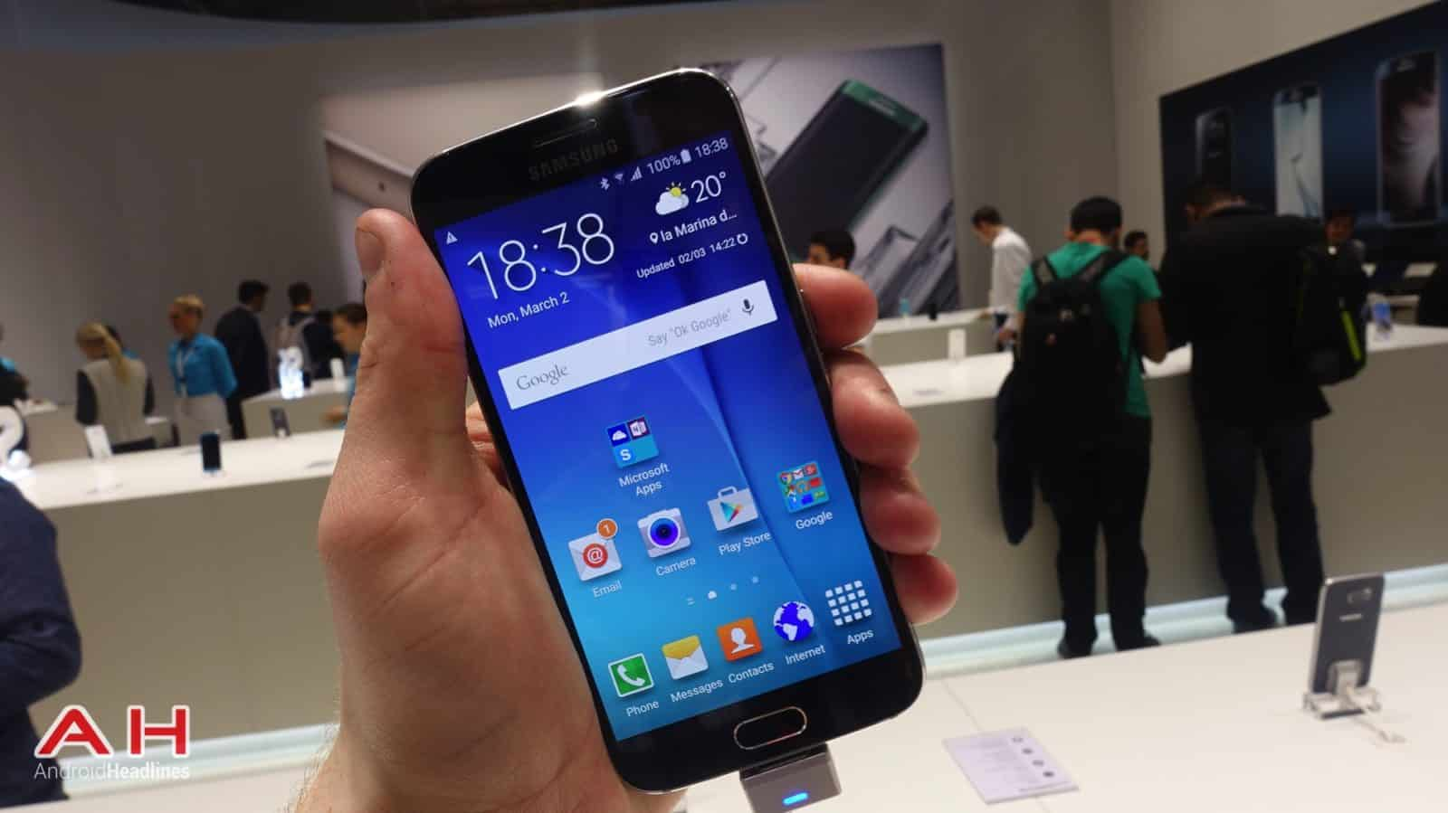Galaxy S6 and Galaxy S6 Edge MWC AH 12