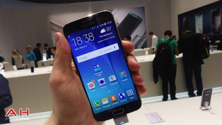 Samsung Galaxy S6 and Galaxy S6 Edge now on Display in Canadian Stores to See and Touch