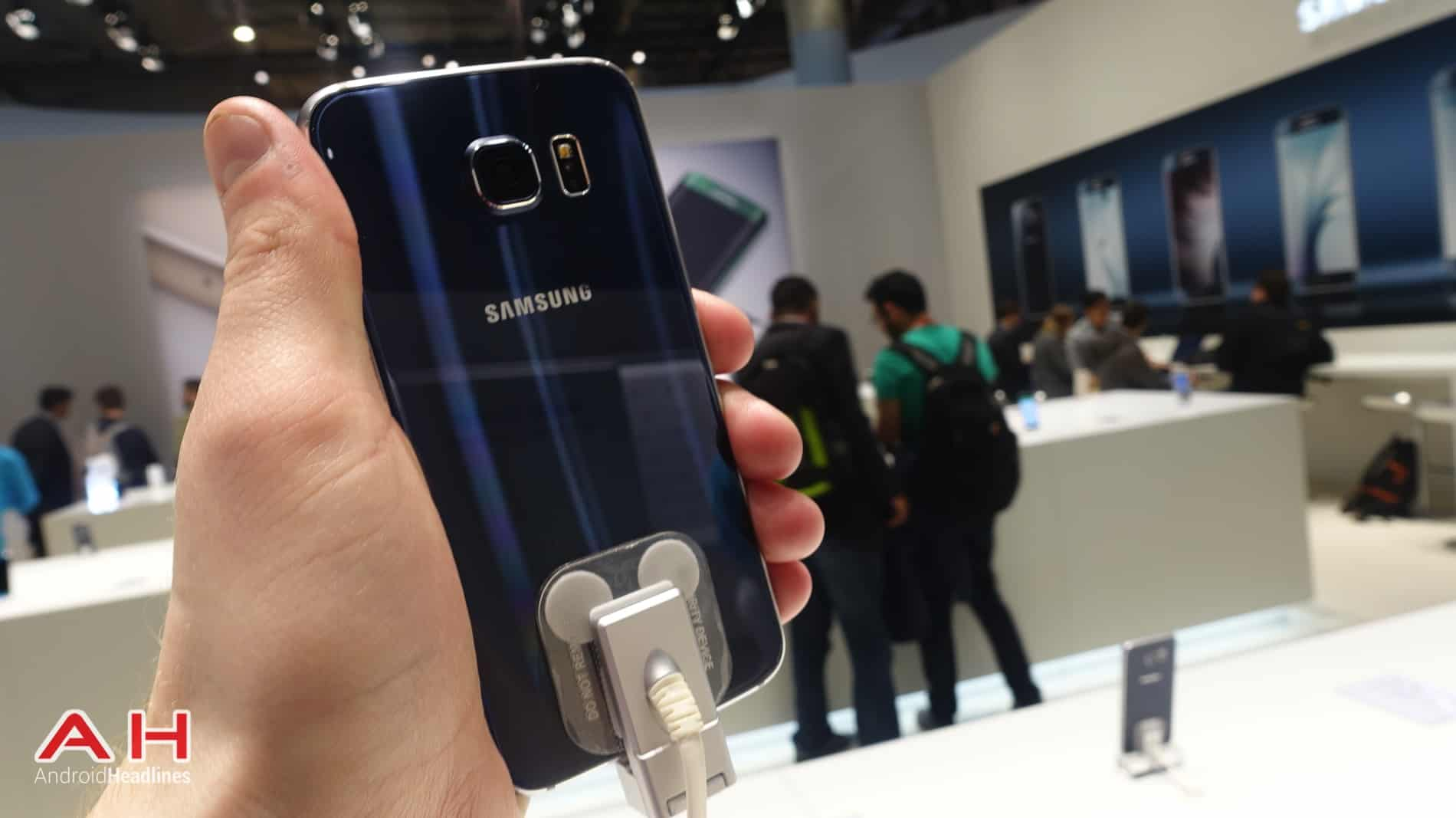Galaxy S6 and Galaxy S6 Edge MWC AH 13