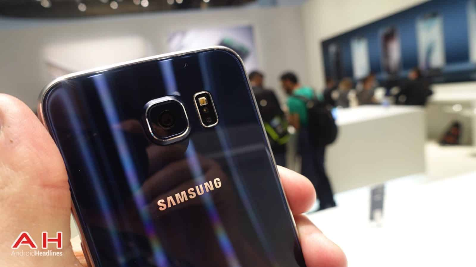 Galaxy S6 and Galaxy S6 Edge MWC AH 14