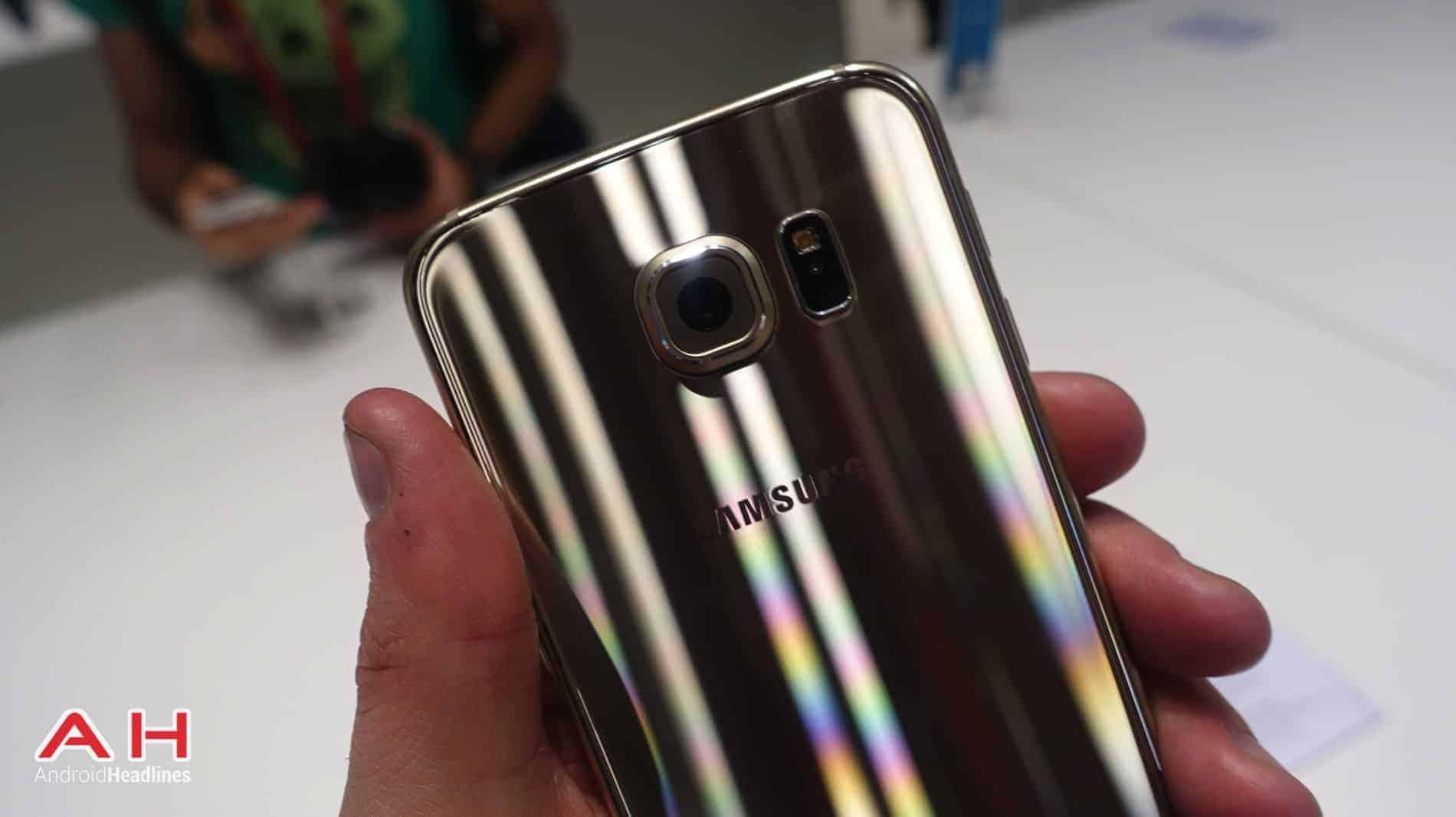 Galaxy S6 and Galaxy S6 Edge MWC AH 18