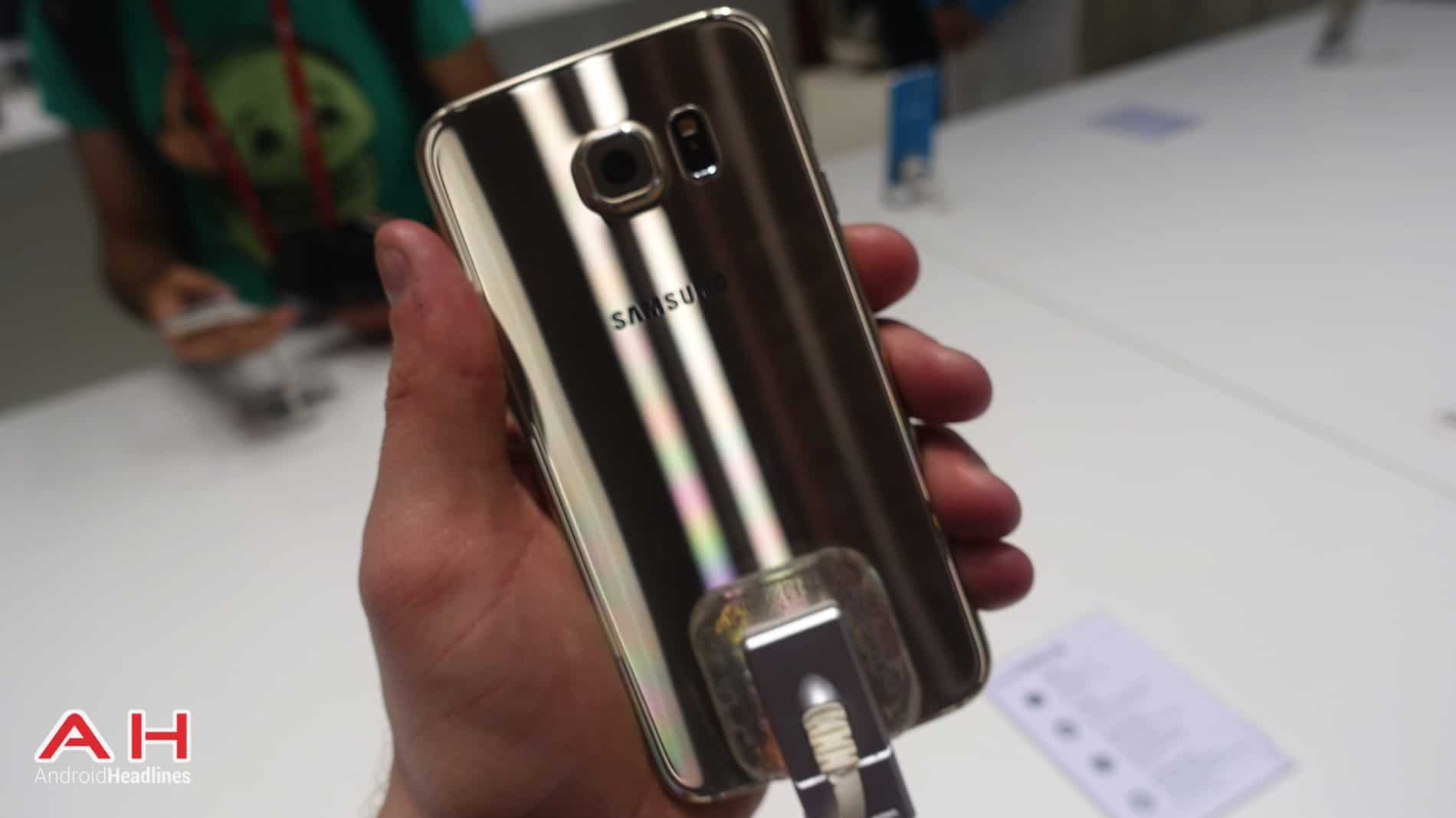 Galaxy S6 and Galaxy S6 Edge MWC AH 19