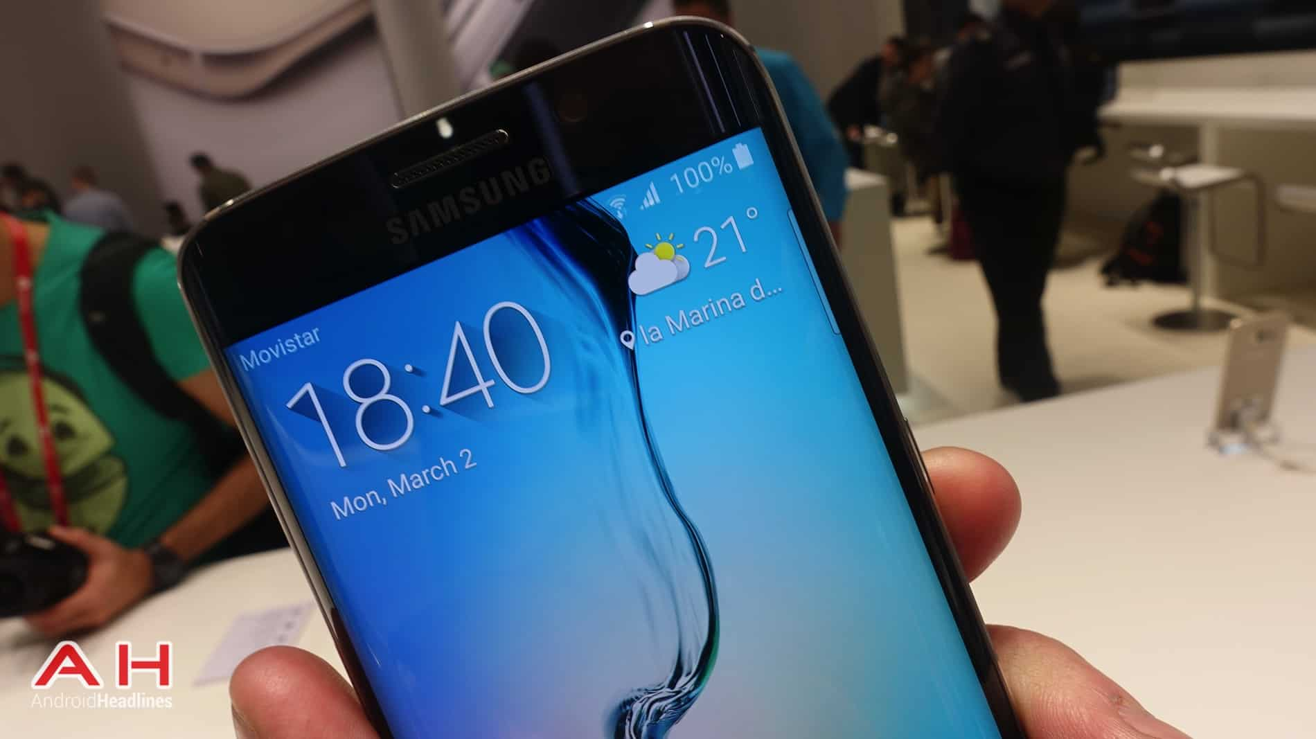 Galaxy S6 and Galaxy S6 Edge MWC AH 24