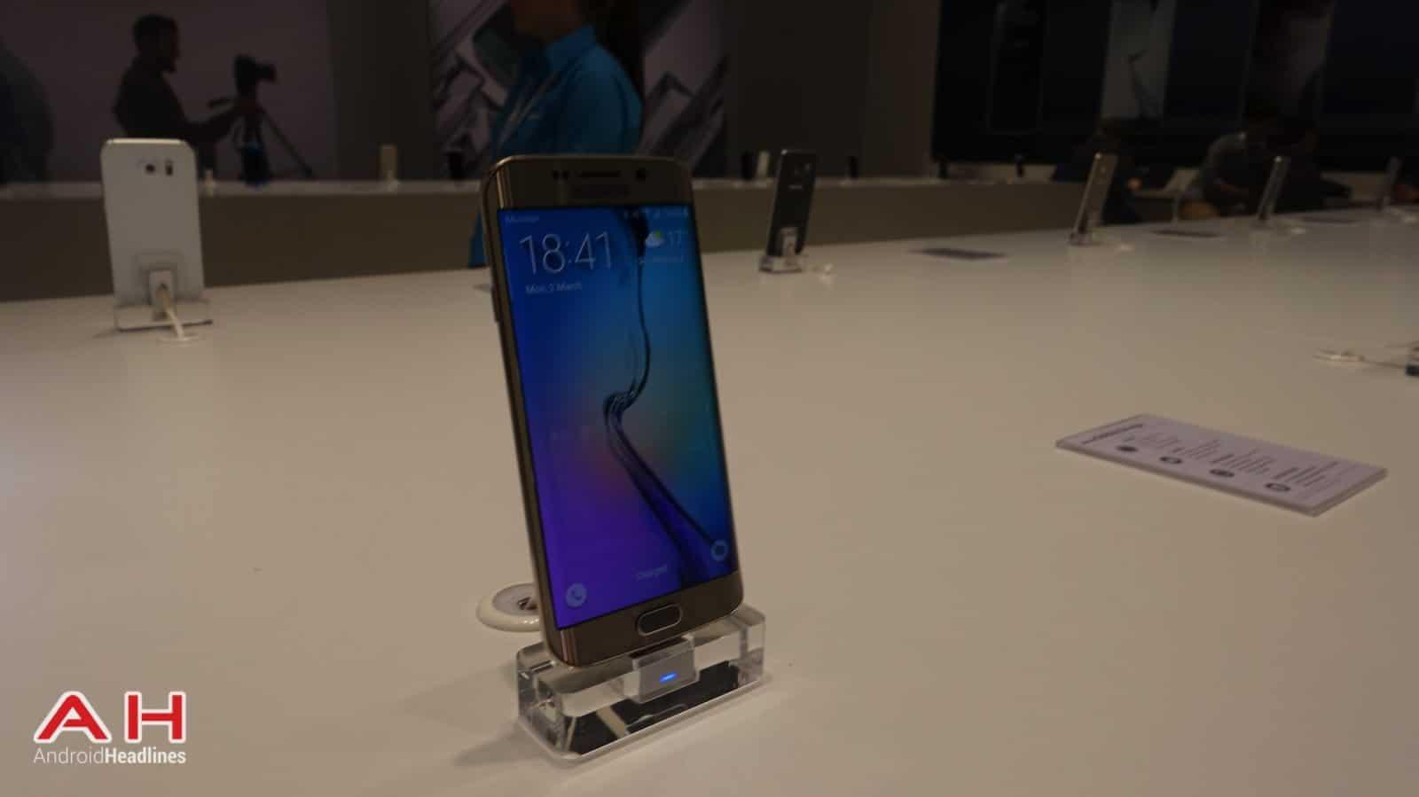 Galaxy S6 and Galaxy S6 Edge MWC AH 26