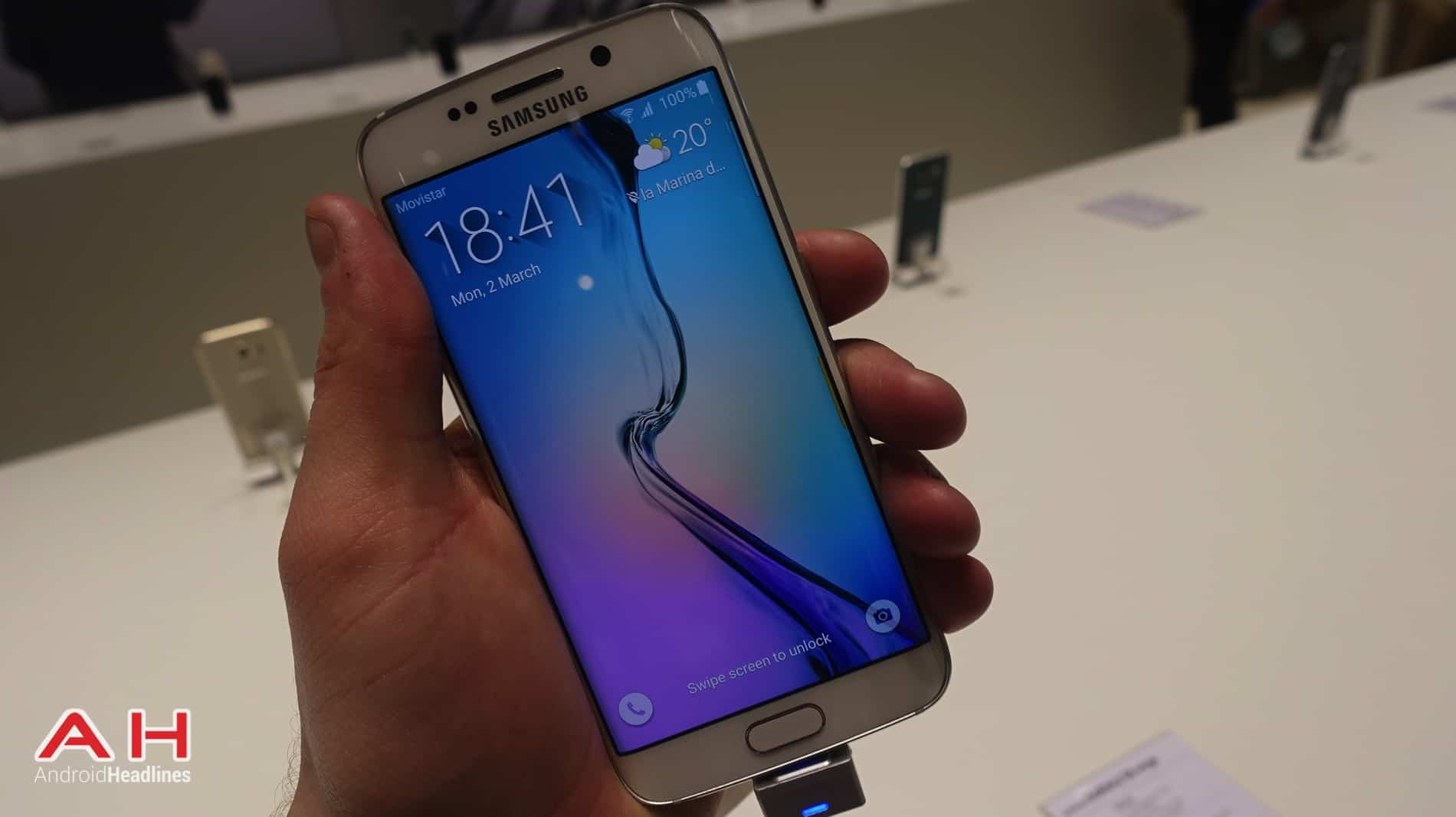 Galaxy S6 and Galaxy S6 Edge MWC AH 27