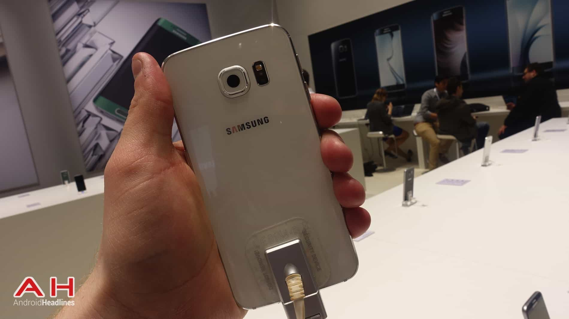 Galaxy S6 and Galaxy S6 Edge MWC AH 28