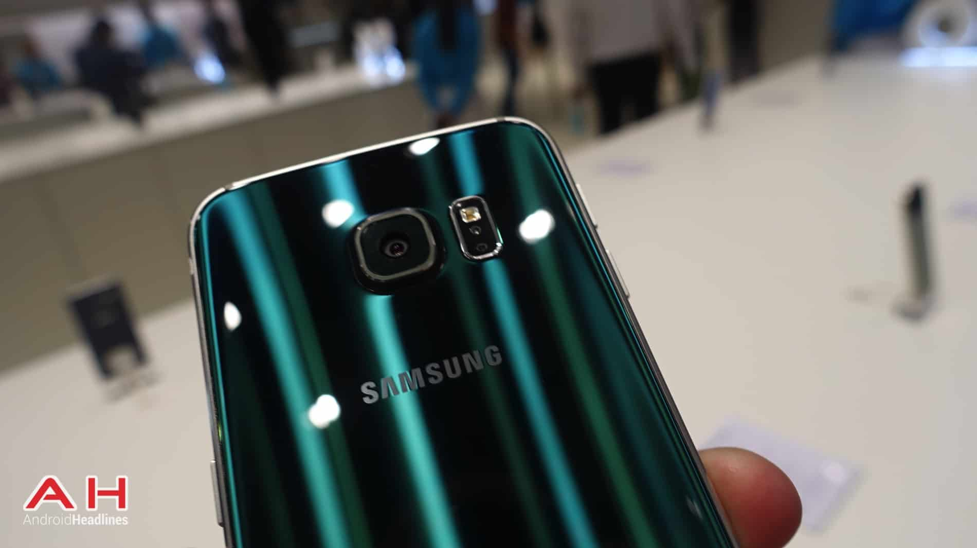 Galaxy S6 and Galaxy S6 Edge MWC AH 29