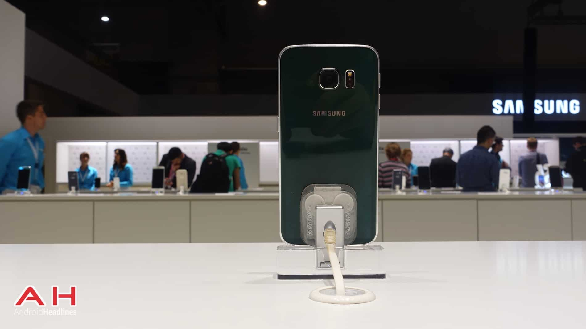 Galaxy S6 and Galaxy S6 Edge MWC AH 32
