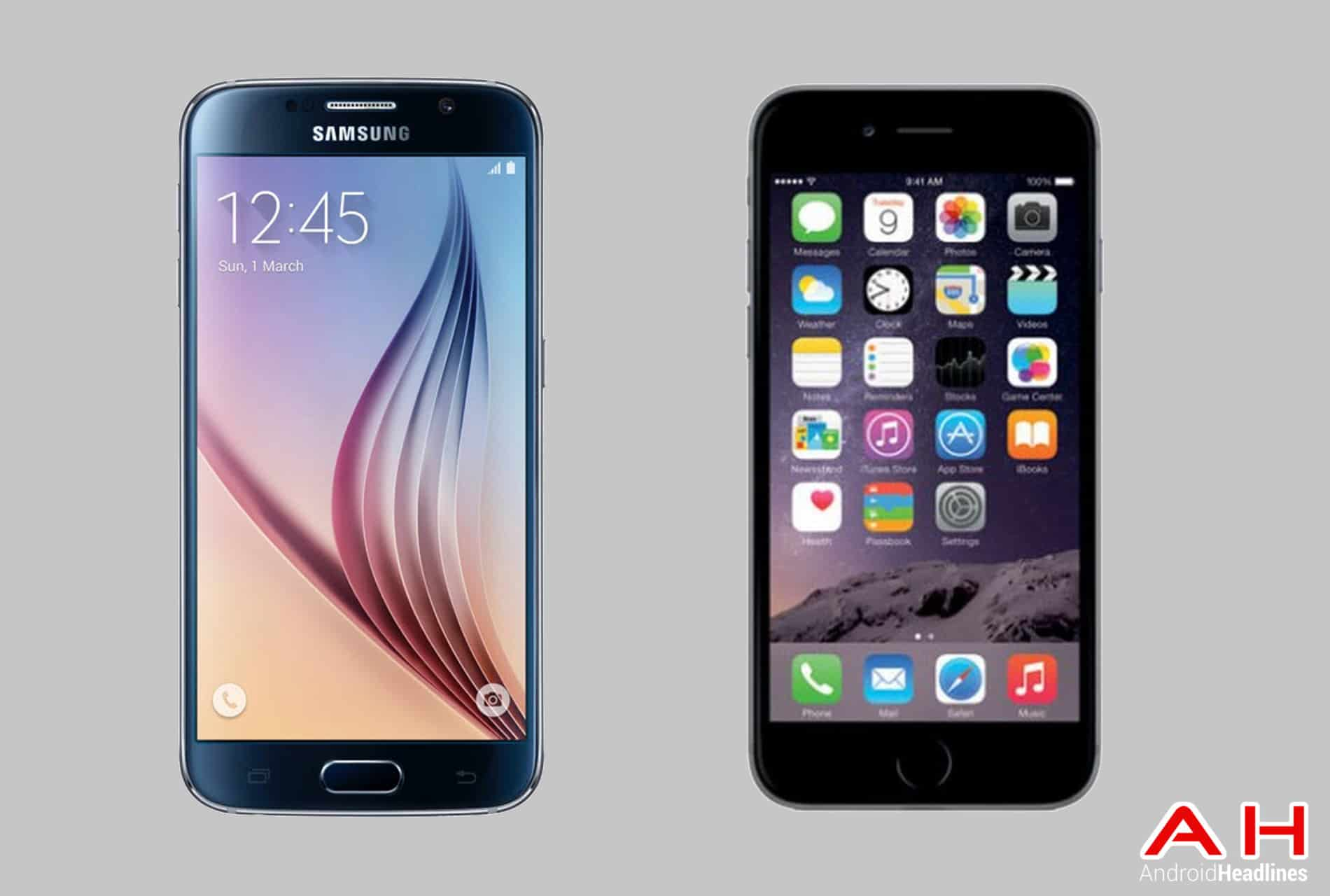 samsung galaxy vs apple iphone The iphone 8 is officially here, and it's a pretty spectacular device however, can it dethrone samsung's flagship, the lauded galaxy s8here, we pit the two flagships against one another to find out.