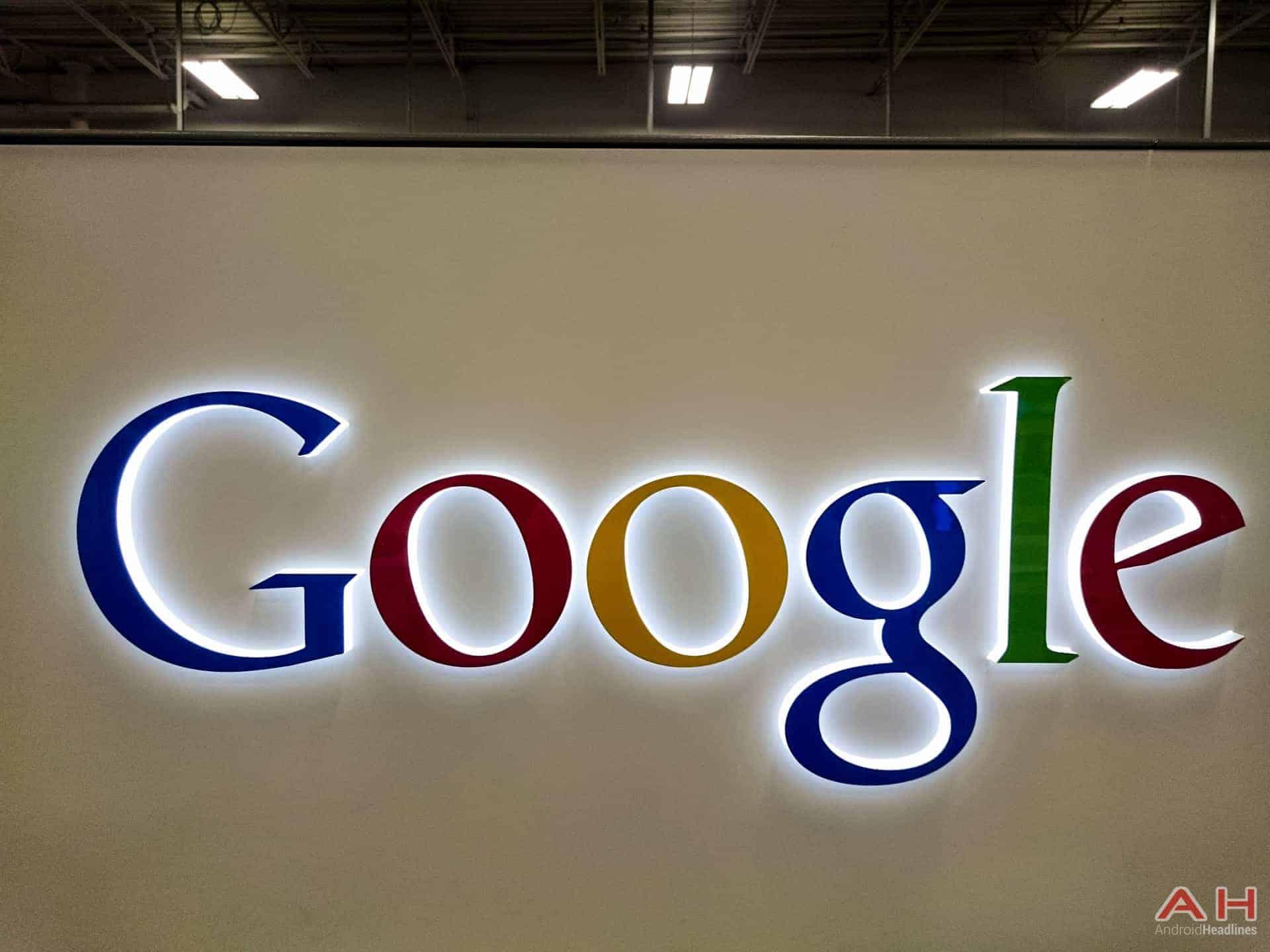Google Logo AH 1