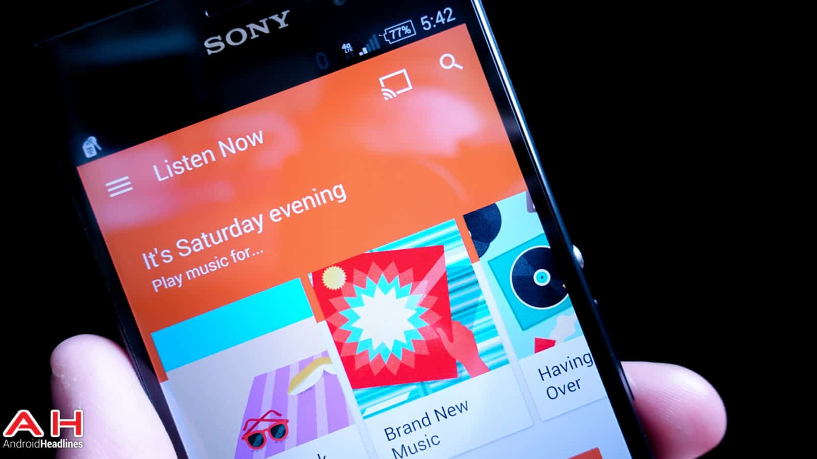 Google Offering Play Music All Access for $1/Month for First 3 Months to  New Customers