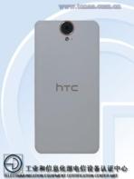 HTC One E9pw Back
