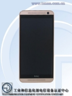 HTC One E9pw Front