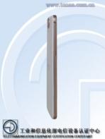 HTC One E9pw Left Profile