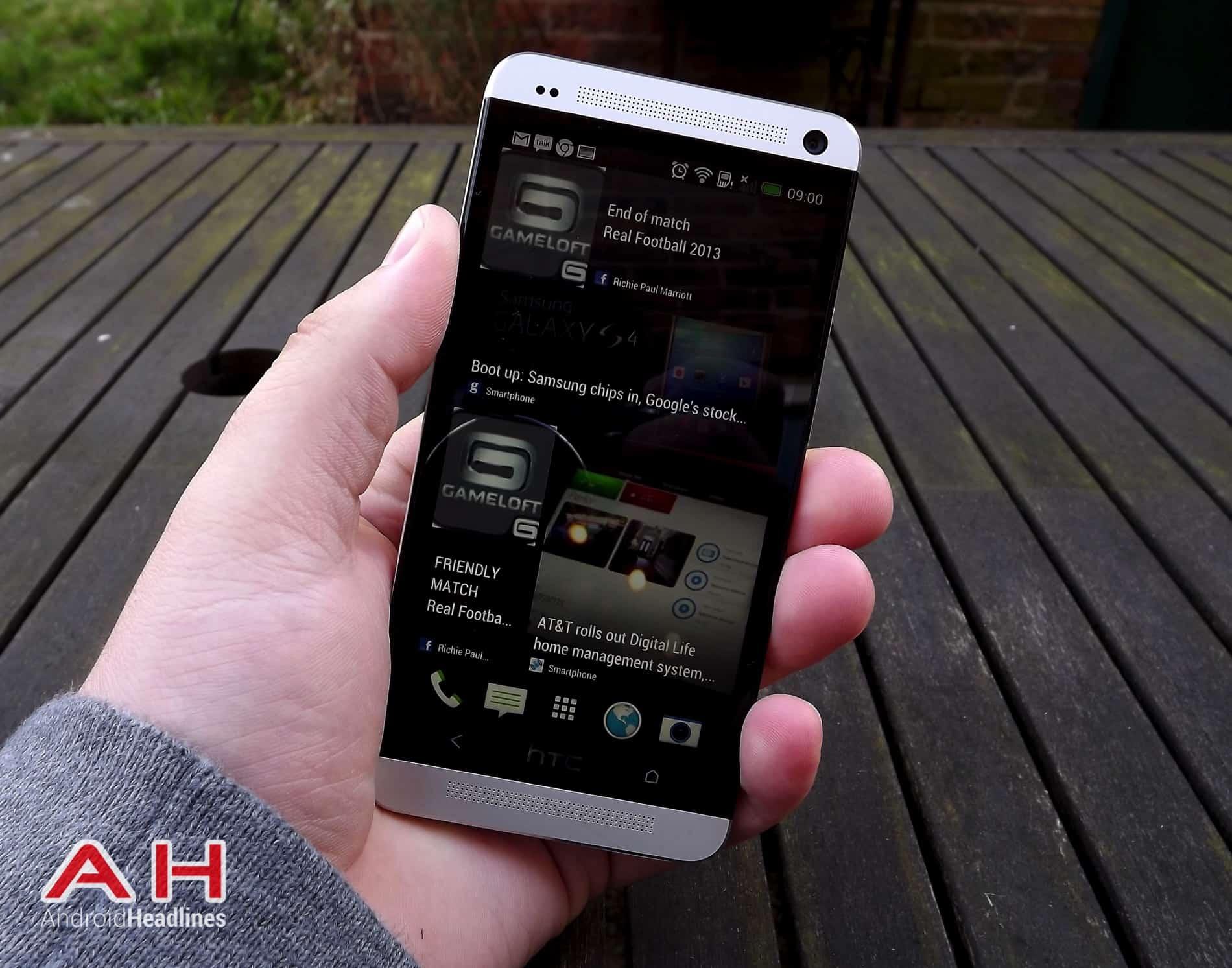 HTC One M7 HD AH 11