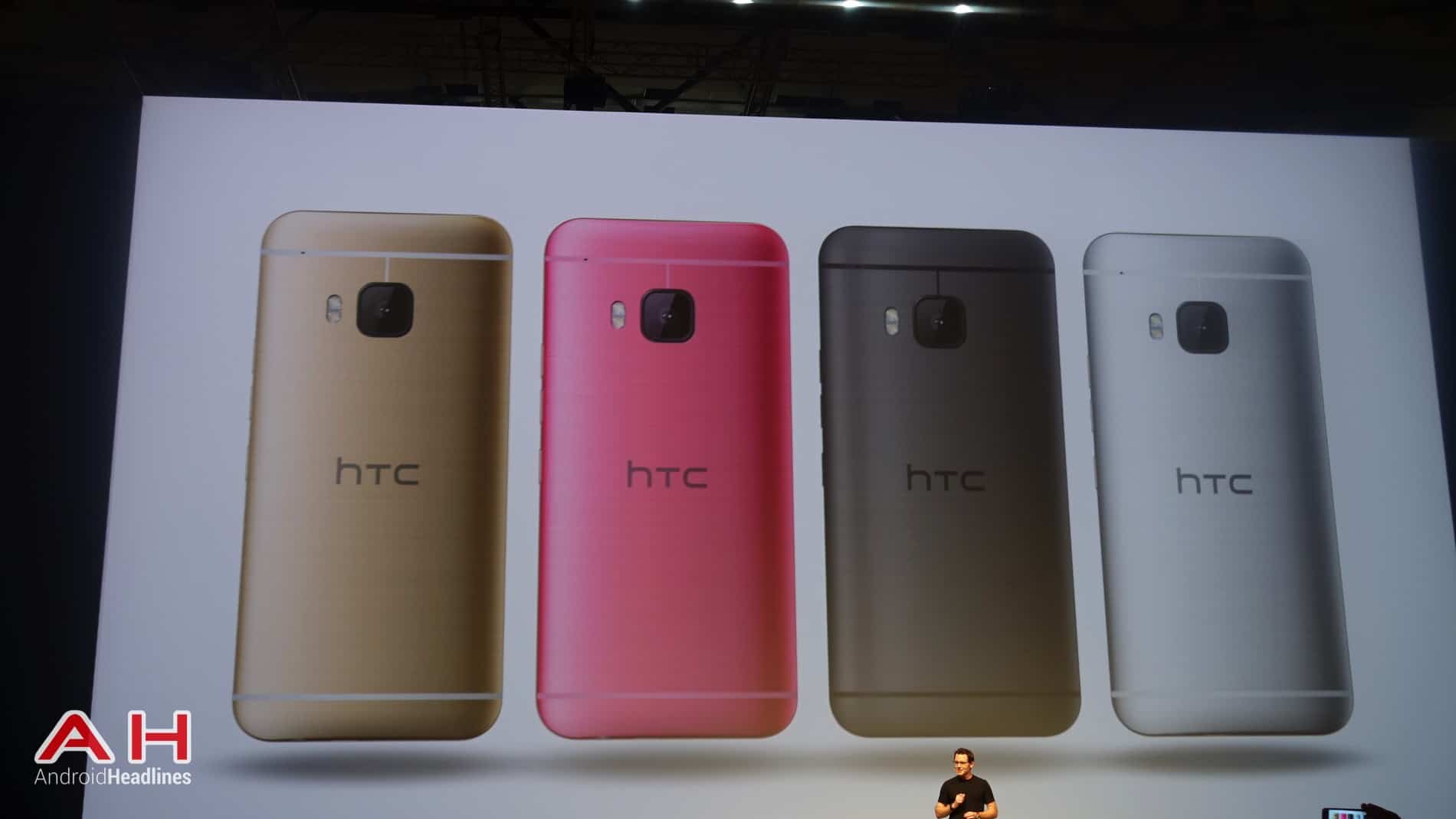 HTC One M9 Event AH 17