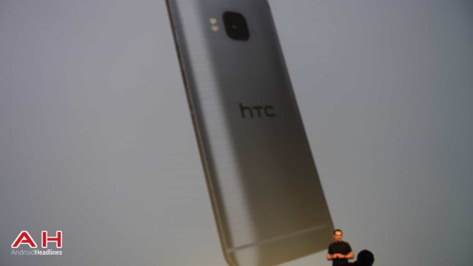 HTC One M9 Event AH 2