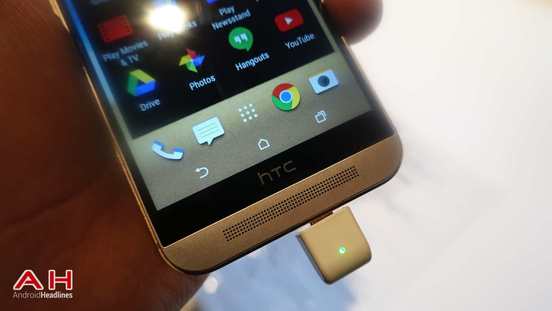HTC One M9 Hands On AH 6