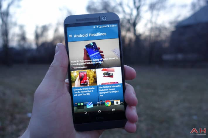 HTC One M9 and Samsung Galaxy S6 and Galaxy S6 Edge Now Available from O2