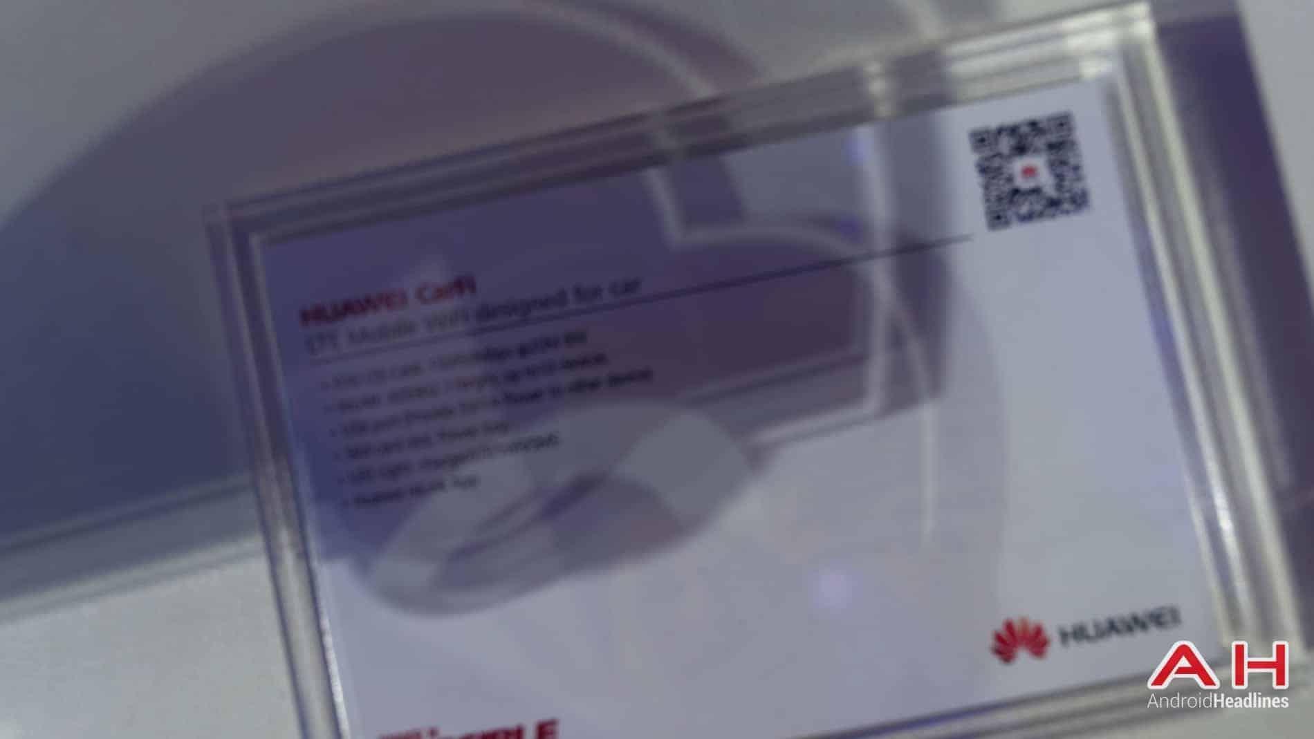 Huawei CarFi AH 05