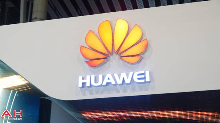 Huawei & Volkswagen Unveil Collaborative In-Car Project