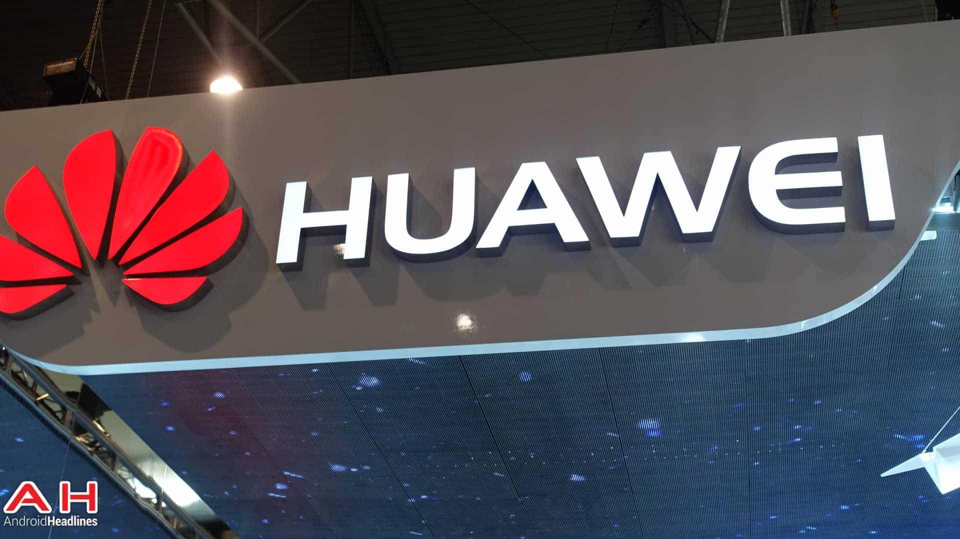 Huawei Logo AH8