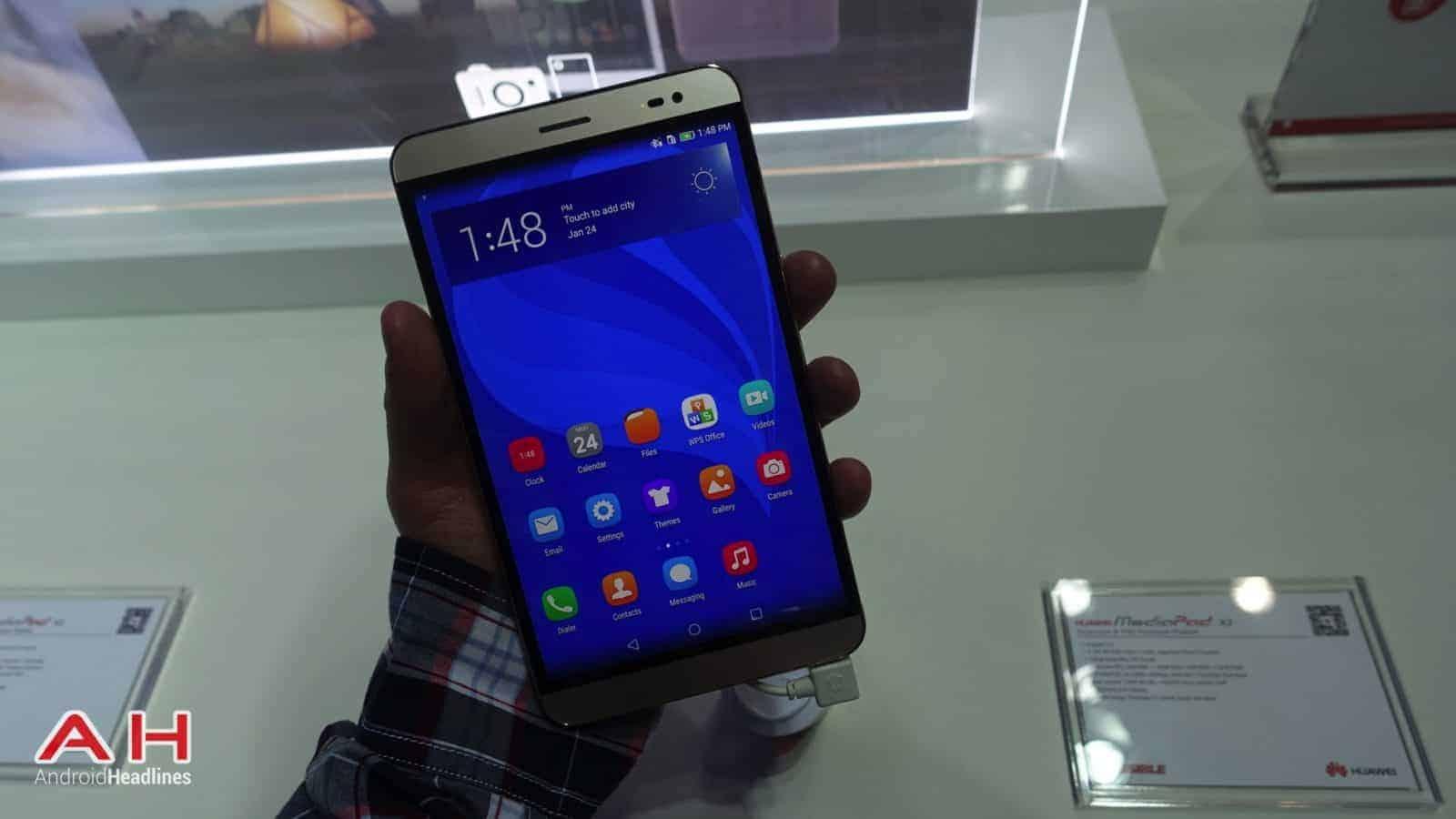 Huawei MediaPad X2 AH 01