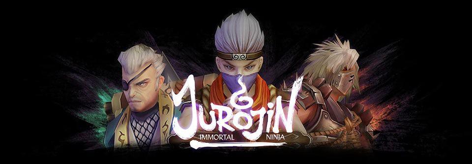 Jurojin Immortal Ninja