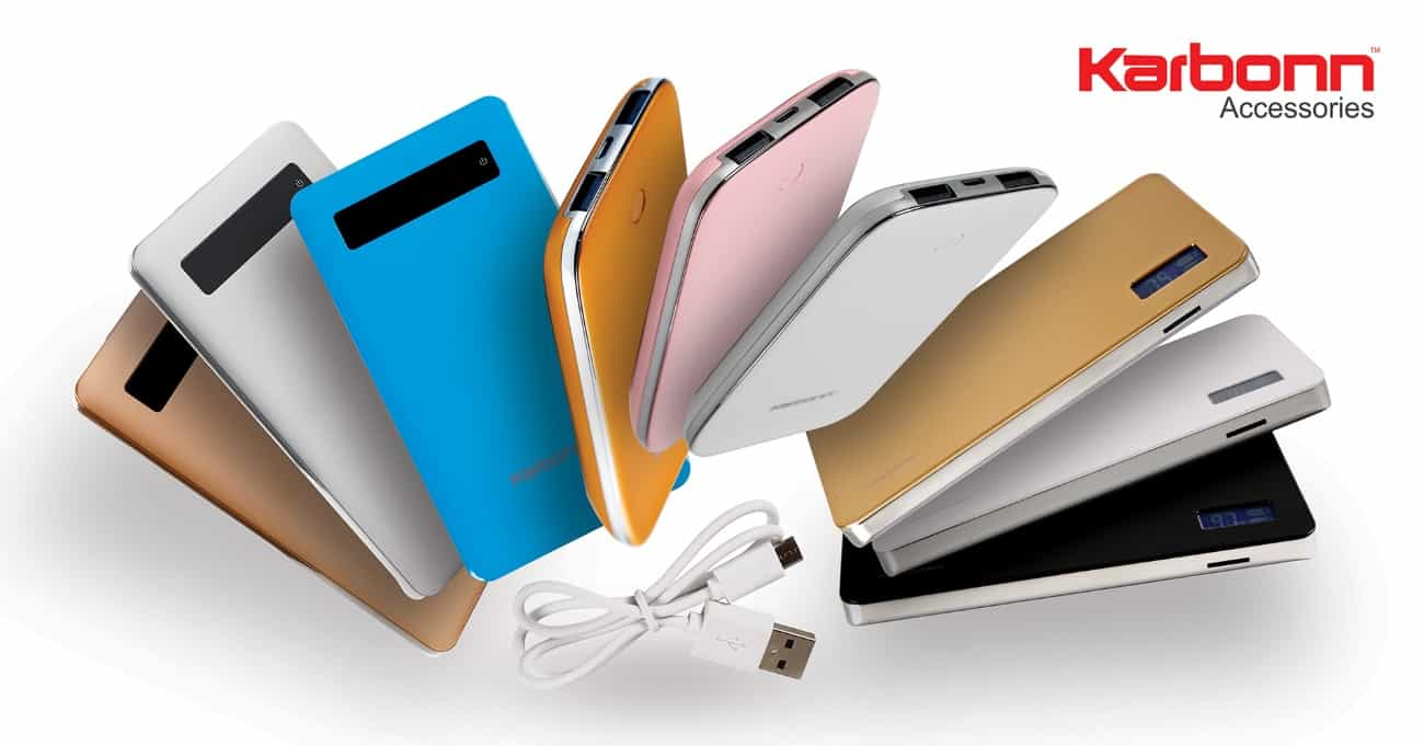 Karbonn Powerbanks