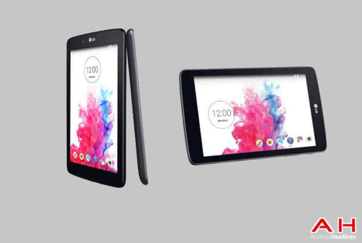 Rogers Releases the LG G Pad 7.0 LTE Tablet for $0 Down with Easy Pay