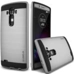 LG G4 Case Air Verge Satin Silver