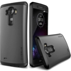 LG G4 Case HDP Thor Dark Silver