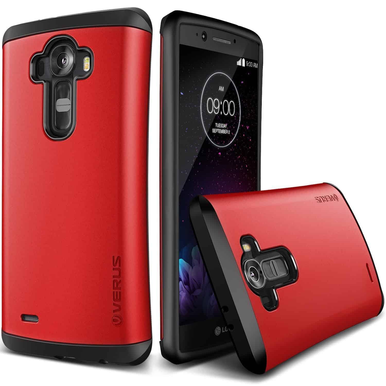 LG G4 HDP Thor Red