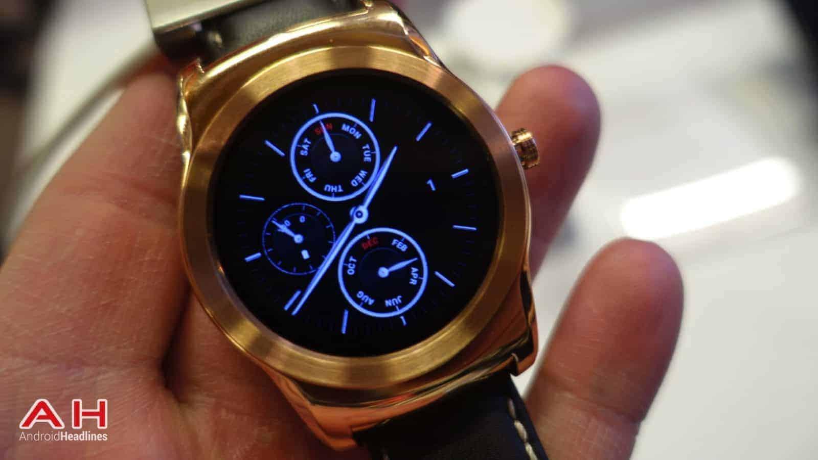 LG Watch Urbane AH3