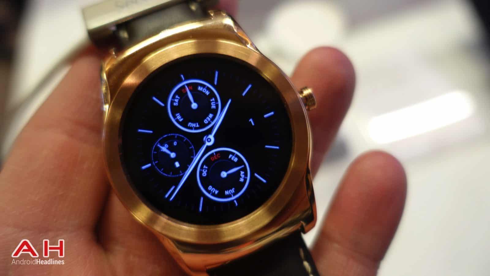 LG Watch Urbane AH4